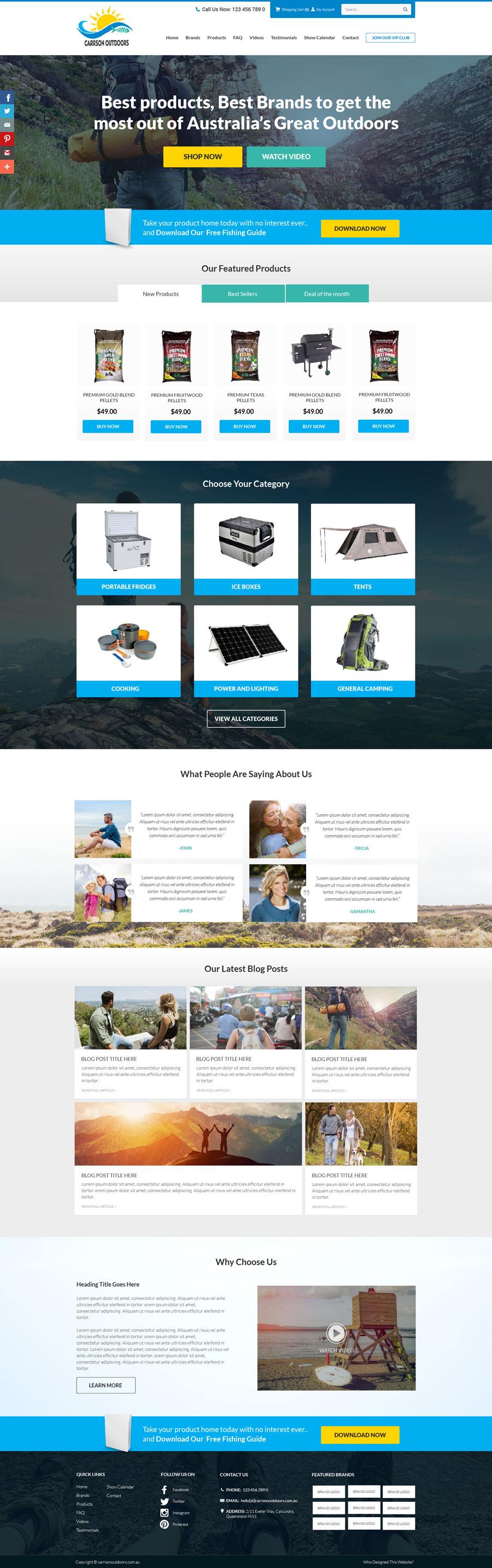 ecommerce design